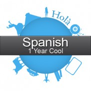 1 year Cool Spanish