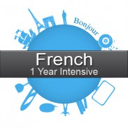 1 year Intensive French