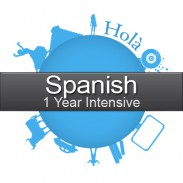 1 year Intensive Spanish